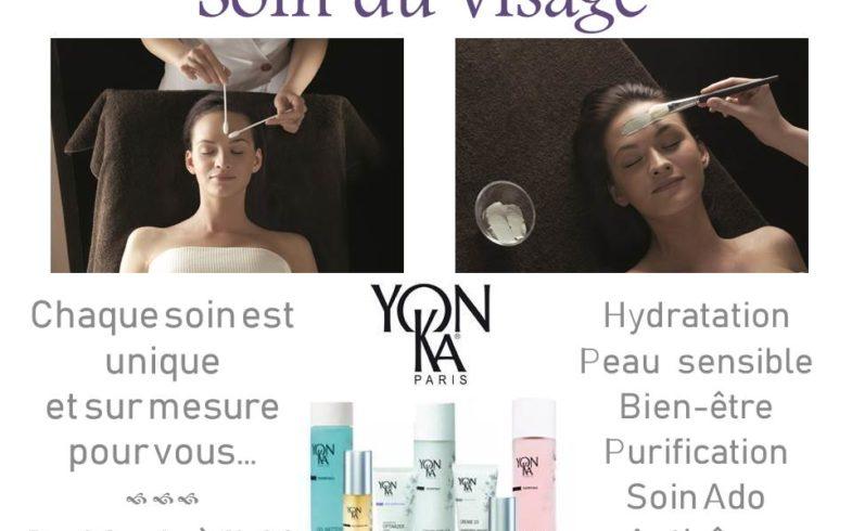 Soin du visage Yonka