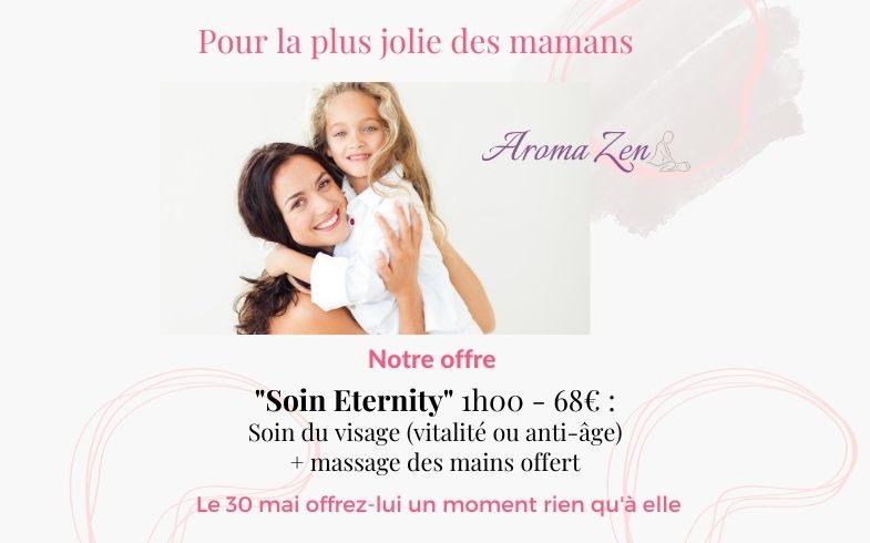 Le soin Eternity pour la plus jolie des Mamans
